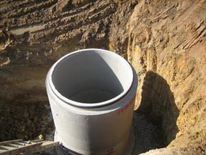 Auburn Farms - Sewer - Manhole